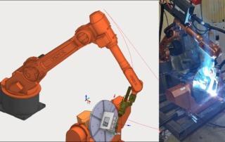GSK RH06 robot welding