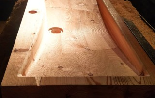 wood cnc milling