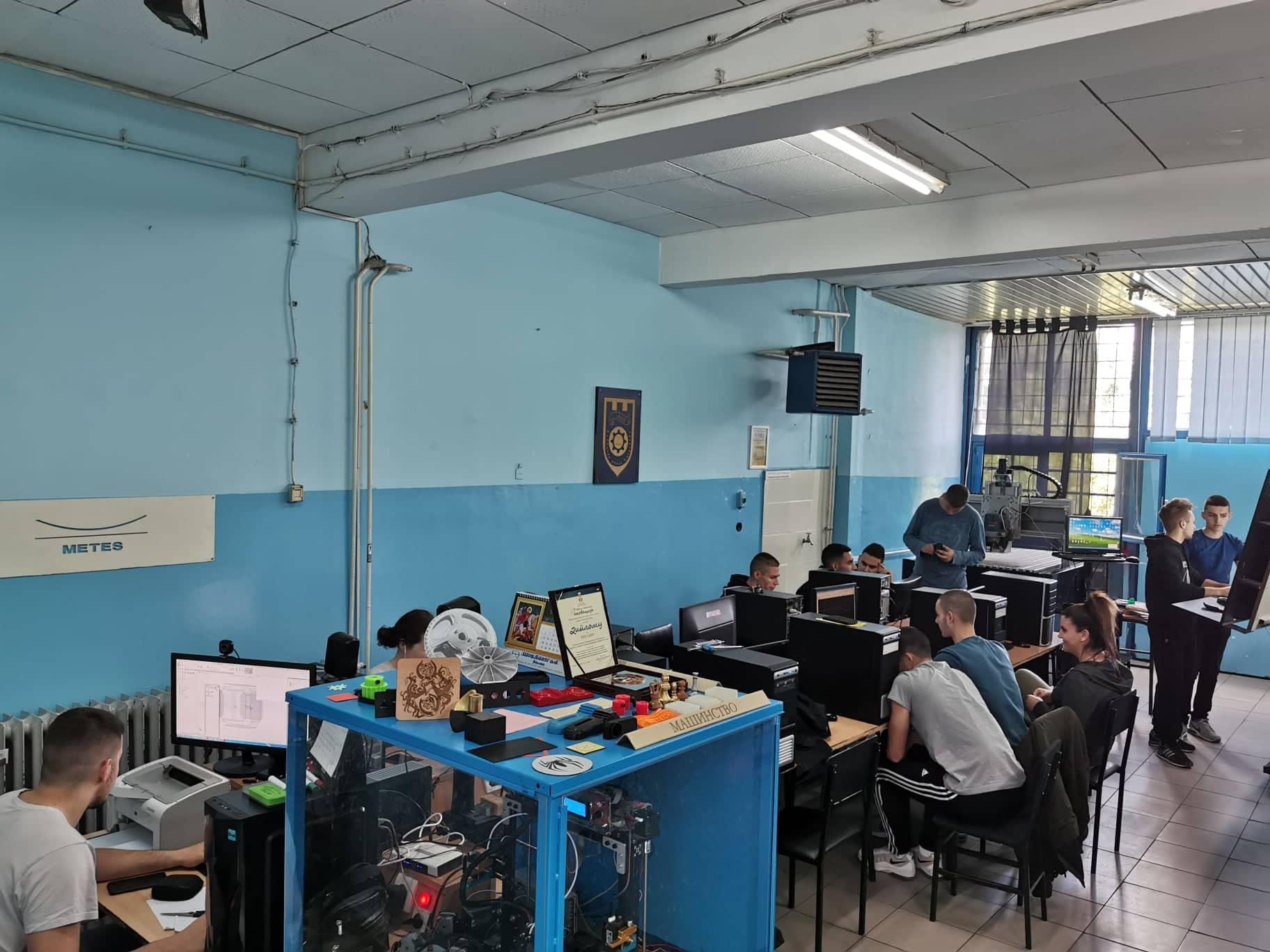 Smederevo Technical School - EDU