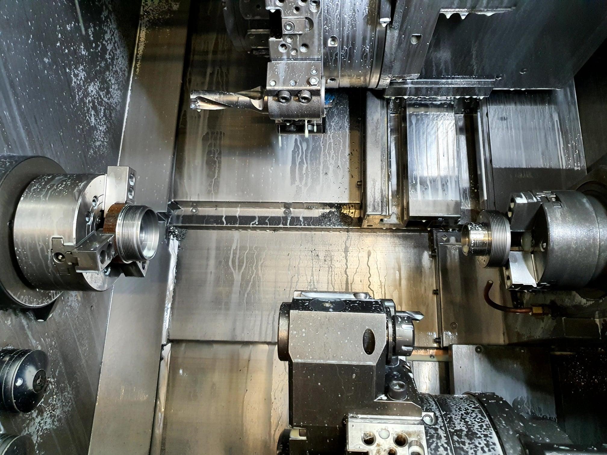 lathe machining Krokk 3