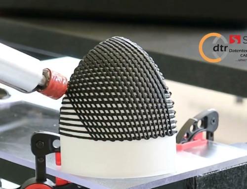 SprutCAM Robot in University of Applied Sciences in Darmstadt