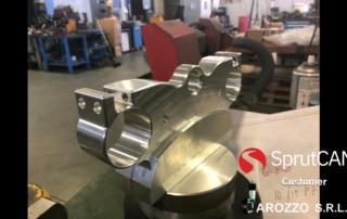 SprutCAM milling