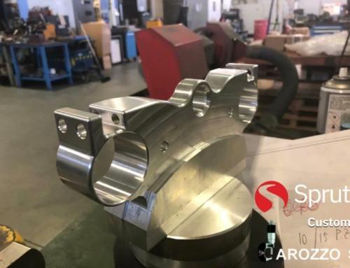 Motorbike Testimonial. SprutCAM milling