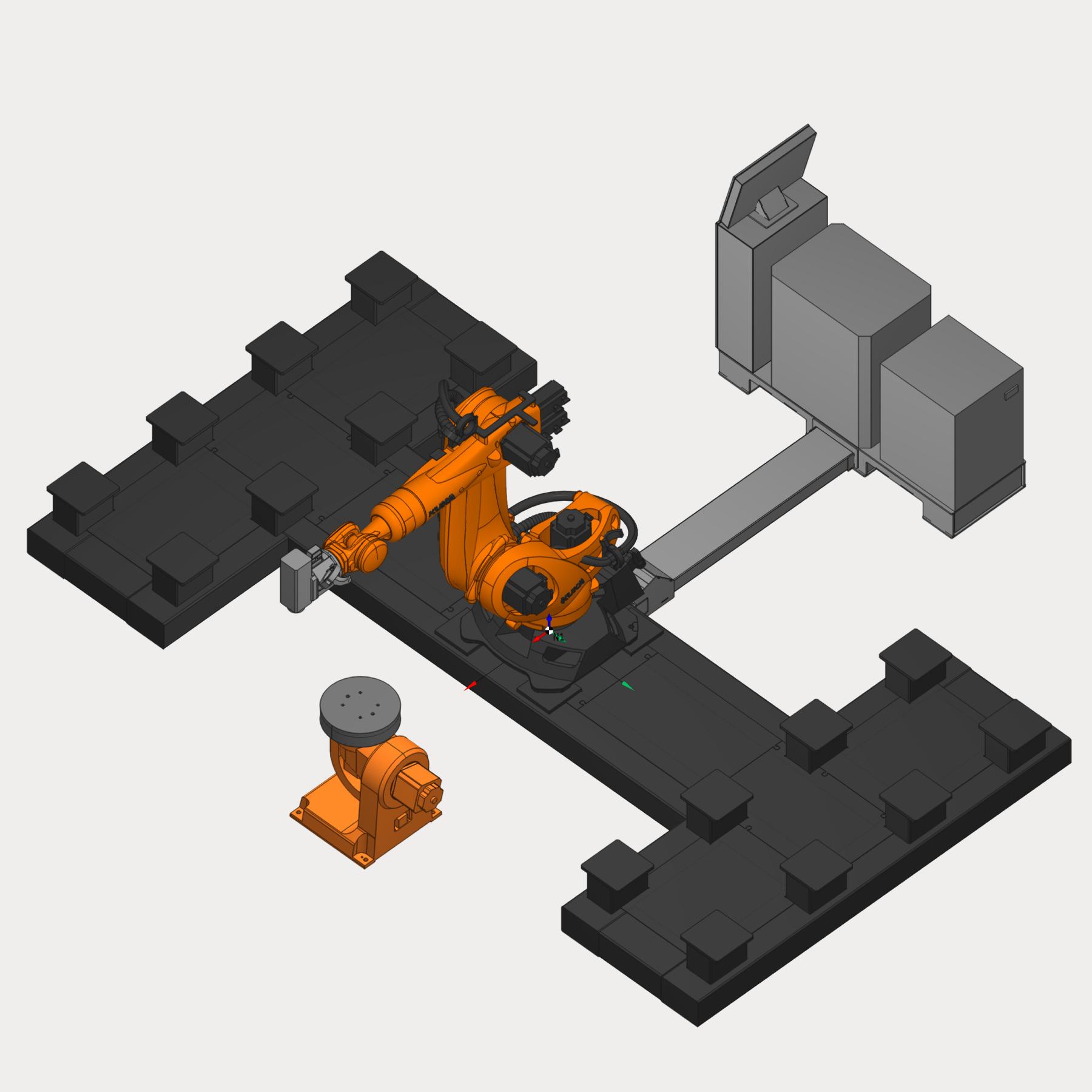 Robot cell